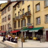 Quai Perrière, la Little Italy grenobloise