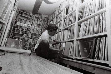 Hysteresis, le DJ électro. Photo : DR.