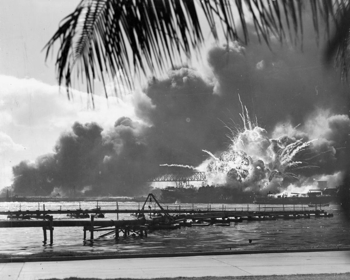 L'attaque de Pearl Harbor : le jour où le Pacifique s'est embrasé
